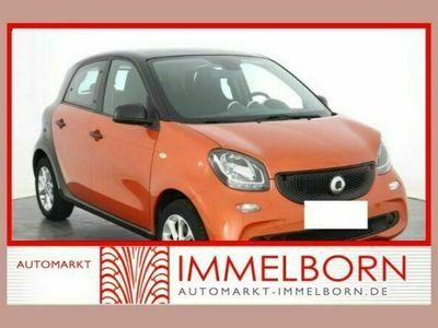 gebraucht Smart ForFour Klimaautomatik*Alu*Cool&Audio*Komfortpak als Kleinwagen in Barchfeld - Immelborn