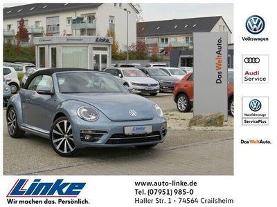 gebraucht VW Beetle Cabriolet SOUND 1,4 TSI GRA/Navi/PDC vo.+
