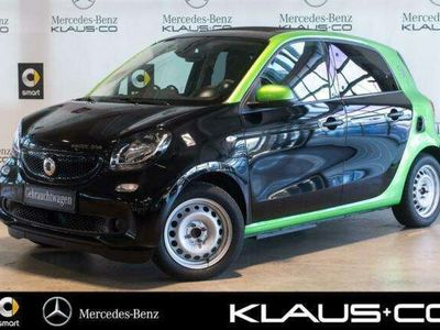 gebraucht Smart ForFour Electric Drive Sportpaket+passion