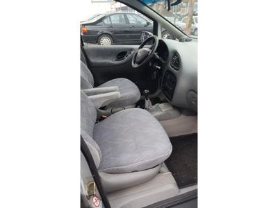 gebraucht Ford Galaxy KM 128.000, Klima, 7 Sitzer