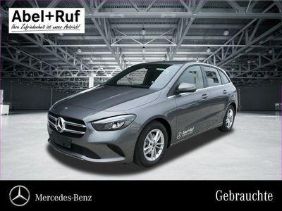 gebraucht Mercedes B180 d-Navi-LED-AHK-Rückfahrkamera