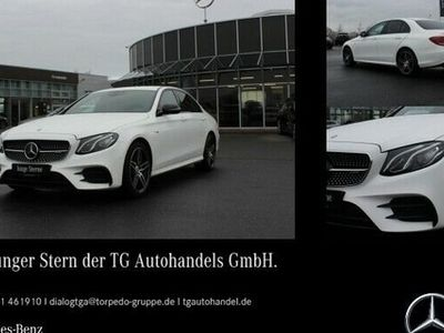gebraucht Mercedes E43 AMG AMG 4M LED+NAVI+KAMERA+DISTRONIC