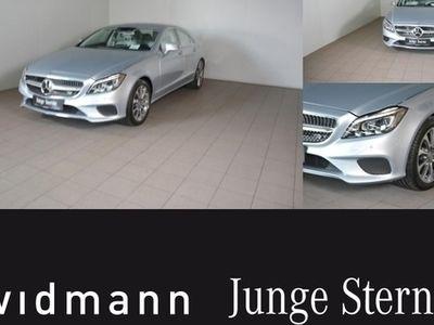 gebraucht Mercedes CLS350 d 4M Sport-Paket*Multibeam*Comand*Kamera