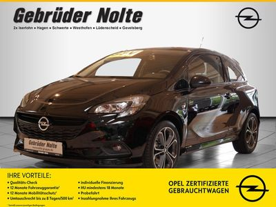 gebraucht Opel Corsa 1.4 Turbo Color Edition KAMERA INTELLILINK