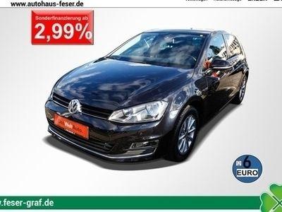 gebraucht VW Golf VII LOUNGE 1.2 TSI 7-DSG PDC GRA