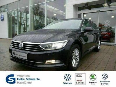 gebraucht VW Passat Variant 2.0 TDI DSG Comfortline LED+NAVI