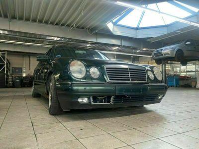 gebraucht Mercedes E420 W210ohne kat!!keine tüv