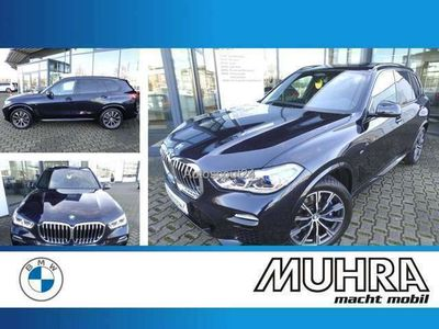 gebraucht BMW X5 xDrive30d M Sport, Head Up, Laser, AHK