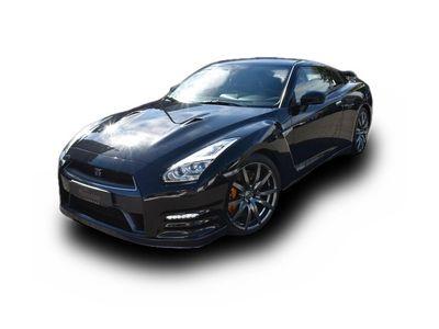 gebraucht Nissan GT-R 3.8 V6 Black Edition 1.HAND* KAMERA* RECARO