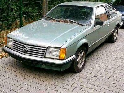 gebraucht Opel Senator 3l 5gang
