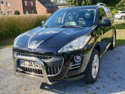 gebraucht Peugeot 4007 HDI 7 Sitzer Palatinum Top mi...