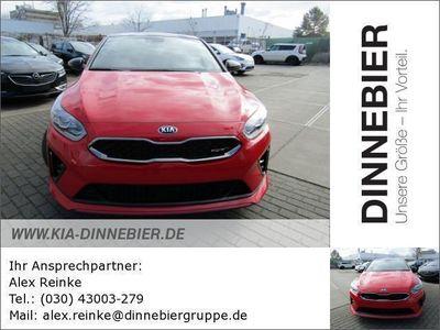 gebraucht Kia pro_cee'd GT 1.6T DCT7 NAV KOMF GD Neuwagen, bei Autohaus Dinnebier GmbH