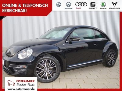 gebraucht VW Beetle SOUND 2.0TDI DSG PANO.NAVI.KAMERA.SITZHZG