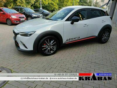 gebraucht Mazda CX-3 Sports-Line, Navi, Sonderfahrwerksfedern