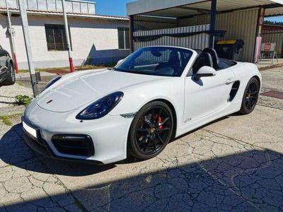 gebraucht Porsche Boxster GTS V6 Bose Sport+ Klappenauspuff Carbon
