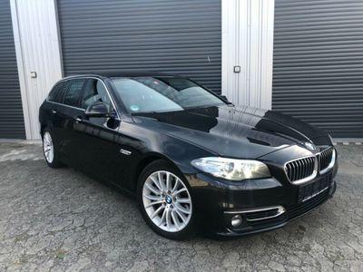 gebraucht BMW 535 d Touring Aut. Luxury Line *Navi *Leder *AHK