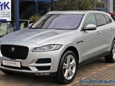gebraucht Jaguar F-Pace 3.0 Prestige AWD, HUD,AHK