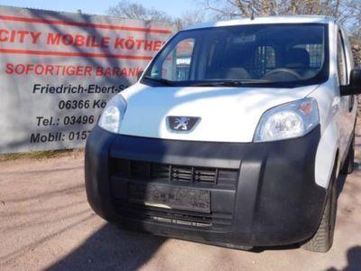 usado Peugeot Bipper Basis
