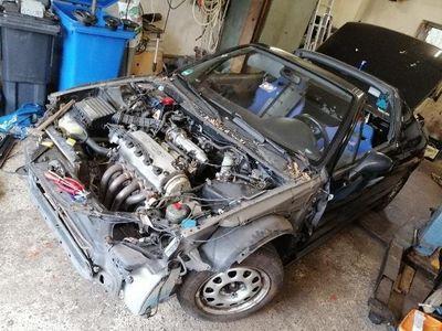 gebraucht Honda CR-X 1.6 ESi SCHLACHTFEST