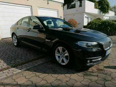 gebraucht BMW 518 d Modern Line *Alu * Klimaautomatik 2 Zonen