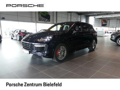 käytetty Porsche Cayenne Turbo Sport-Design-Paket Leder Navi e-Sitze Rückfahrkam. El. Panodach Allrad