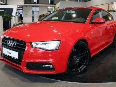 gebraucht Audi A5 2.0 TDI quatt. S-line Navi Xenon Temp Kam DSP