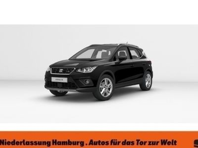 gebraucht Seat Arona FR 1.0 TSI EU6d-T LED Navi Parklenkass. Rückfahrkam. PDCv+h LED-hinten LED-Tagfahrlicht