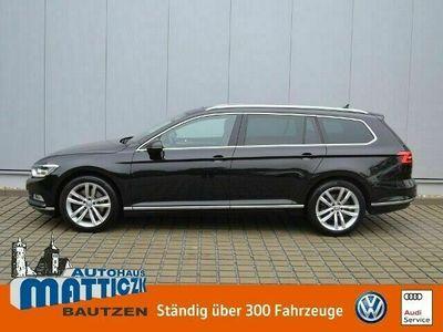 gebraucht VW Passat Variant 2.0 TDI 4Motion DSG R-LINE bei Gebrachtwagen.expert