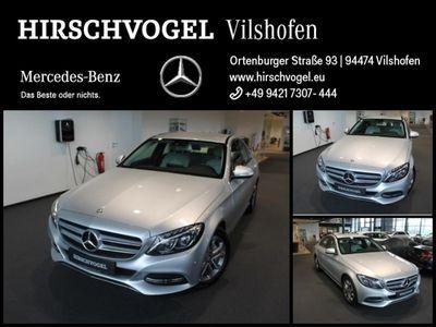 gebraucht Mercedes C250 AVANTGARDE+Com+ILS+Kam+PDC+SHZ+Memory-Pak.