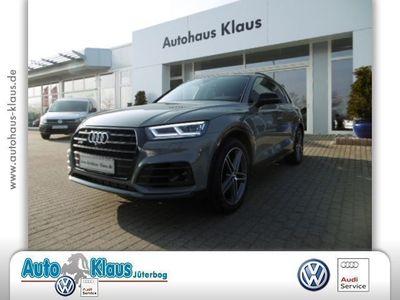 gebraucht Audi SQ5 3.0 TFSI quattro l Black volle Ausstattung