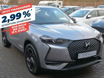 gebraucht DS Automobiles DS3 Crossback PERFORMANCE LINE PT 100 DS-LED/Navi/Head-UP