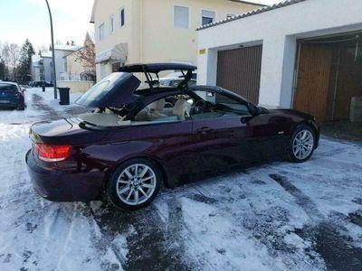 gebraucht BMW 330 Cabriolet d DPF top gepflegt