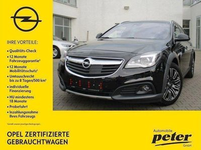 gebraucht Opel Insignia Country Tourer  2.0 CDTI 4x4 AT Styling