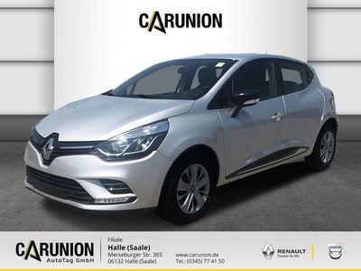 gebraucht Renault Clio LIMITED TCe 75 Klima Ganzjahresreifen