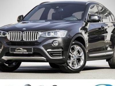 gebraucht BMW X4 xDrive20d xLine