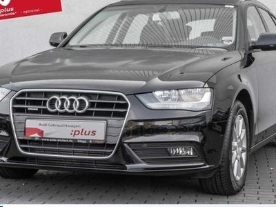 gebraucht Audi A4 Avant Attraction 2.0 TDI quattro 6-Gang NAVI