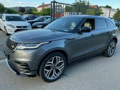 "gebraucht Land Rover Range Rover Velar R-Dynamic SE/PANO/360/HUP/21"""
