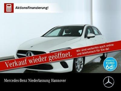gebraucht Mercedes A220 Progressive Navi Premium LED Spurhalt-Ass