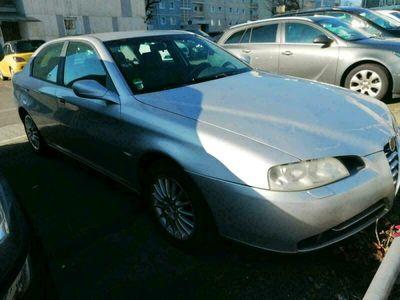 gebraucht Alfa Romeo 166 2.0 Limousine als Limousine in Griesheim