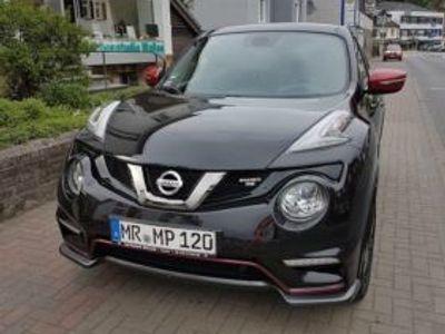 used Nissan Juke Nismo RS