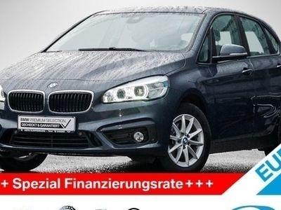 gebraucht BMW 218 Active Tourer d Advantage LED Navi Tempomat