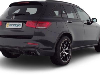 gebraucht Mercedes GLC43 AMG GLC 43 AMGAMG 4M Designo/Burmester/Fahrassist.
