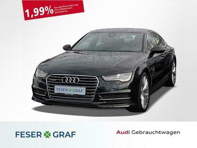 gebraucht Audi A7 SB 3.0TDIqu 3x S line/Matrix/Leder/Bose/adAIR