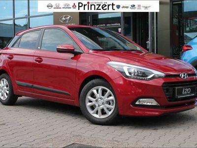 gebraucht Hyundai i20 blue 1.0 T-GDI 'Passion' PDC Klima, Gebrauchtwagen, bei Autohaus am Prinzert GmbH