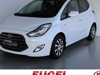 gebraucht Hyundai ix20 1.6 YES! Sitzh.|Alu|PDC