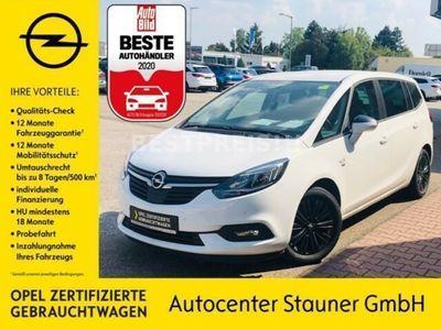 gebraucht Opel Zafira 1.6 Diesel 120 JAHRE S/S 135PS*SH&LH*PDC V+H*NAVI