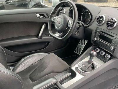 gebraucht Audi TT RS TT 2.5 TFSICoupe quattro UNFALLFREI !!