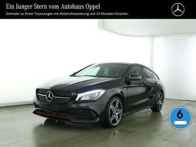 gebraucht Mercedes CLA250 Sport 4M SB AMG Line Navi+LED+Tempomat