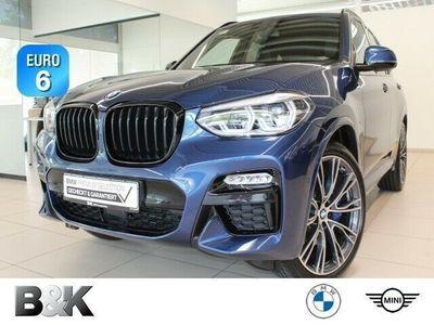 gebraucht BMW X3 M40d M Sport DrivAss+