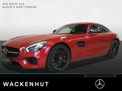 gebraucht Mercedes AMG GT S PERF.ABG.&SITZE&LENKR.+DISTR+SPUR-PAKET AMG Spo